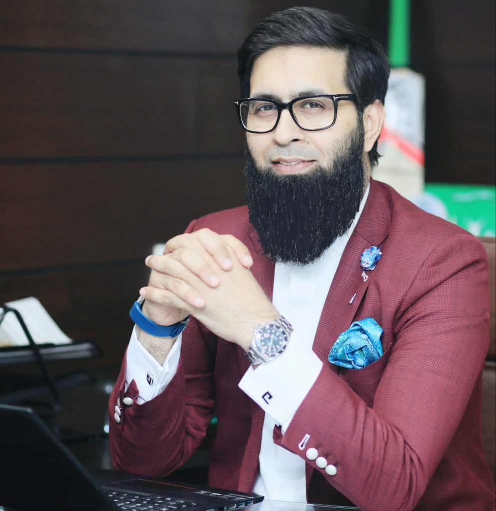 A profile of Zeshan Afzal