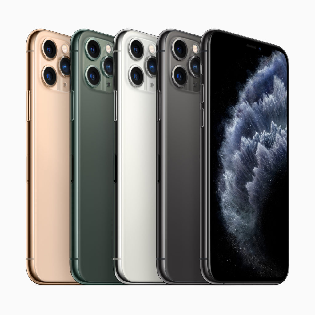 image of iPhone 11 Pro and Pro Max