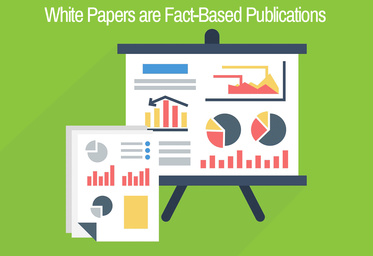 White papers are fact-based publications. - PakWired