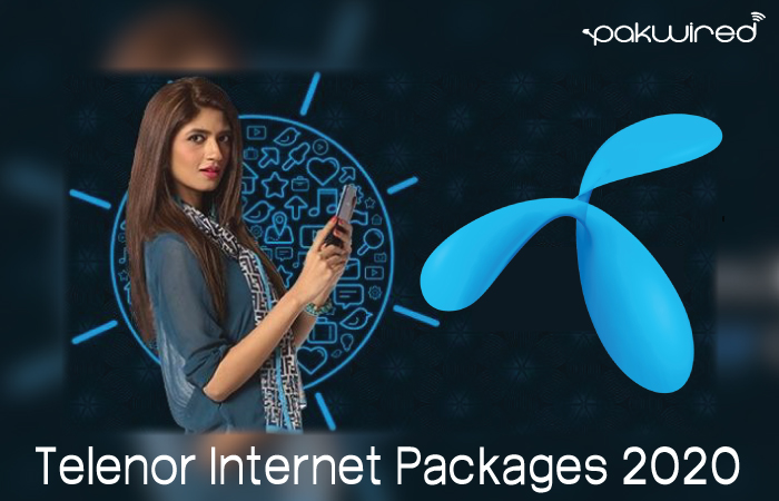 Telenor Internet Packages 2020