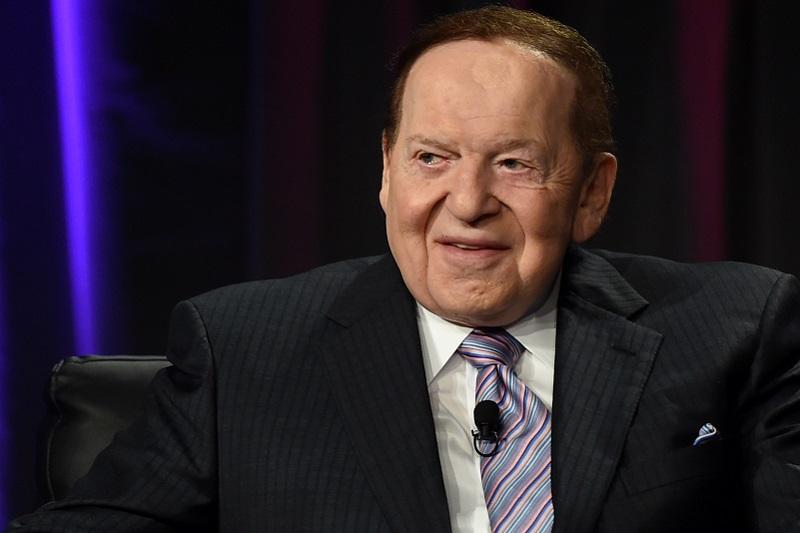 Sheldon Adelson - Las Vegas Sands