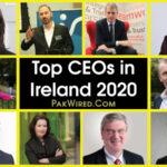 Top CEOs in Ireland 2020