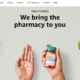 amazon pharmacy home page