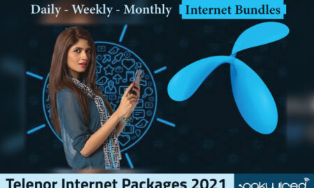 Telenor Internet Packages