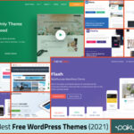 The 15 Best Free WordPress Themes (2021)